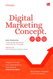 Cover Digital Marketing Concept oleh Ryan Kristo Muljono