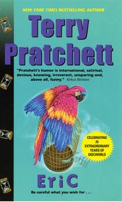 Cover Eric oleh Terry Pratchett