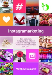 Cover Instagram Marketing oleh Matthew Sugiarto