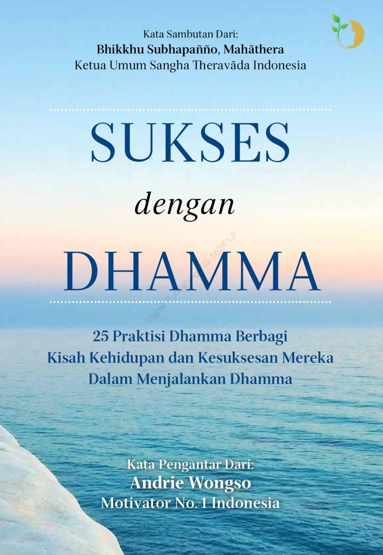 Sukses Dengan Dhamma by Ardy Wong dkk Digital Book