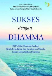 Sukses Dengan Dhamma by Ardy Wong dkk Cover