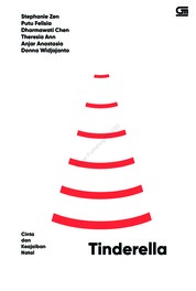 Tinderella: Cinta dan Keajaiban Natal by Donna Widjajanto, Stephanie Priskila Zen, Dharmawati, Putu Felisia, Anjar Anastasia,Theresia Ann Cover