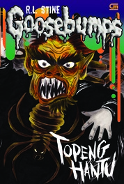 Goosebumps: Topeng Hantu (The Haunted Mask) by R.L. Stine Cover