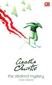 Misteri Sittaford (The Sittaford Mystery) by Agatha Christie Cover