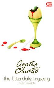Misteri Listerdale (Listerdale Mystery) by Agatha Christie Cover