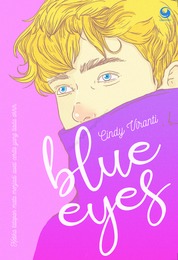 Cover Blue Eyes oleh Cindy
