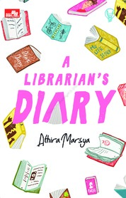 LIT: A Librarian`s Diary by Athira Marsya Cover