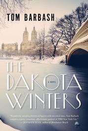 The Dakota Winters by Tom Barbash Cover