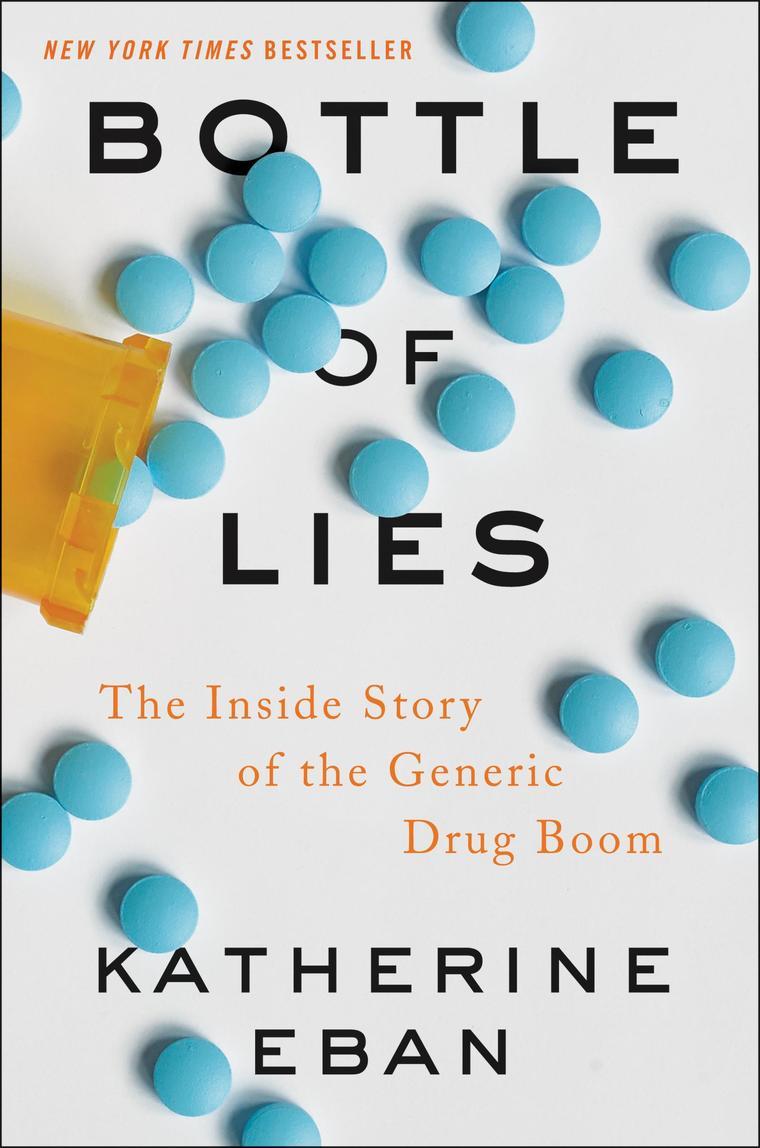 Buku Digital Bottle of Lies oleh Katherine Eban