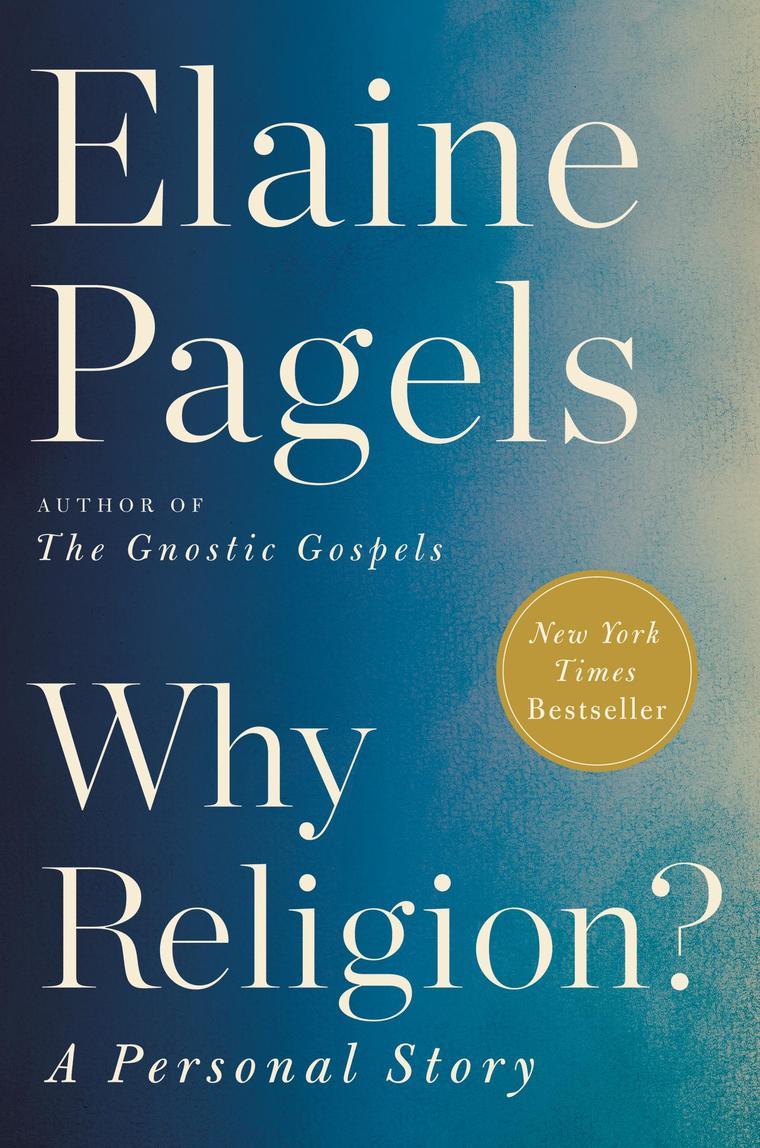 Buku Digital Why Religion? oleh Elaine Pagels