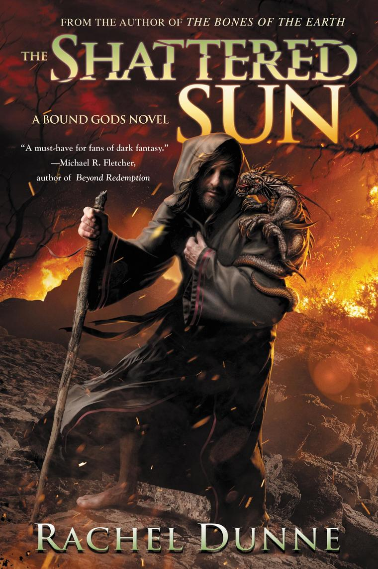 Buku Digital The Shattered Sun oleh Rachel Dunne