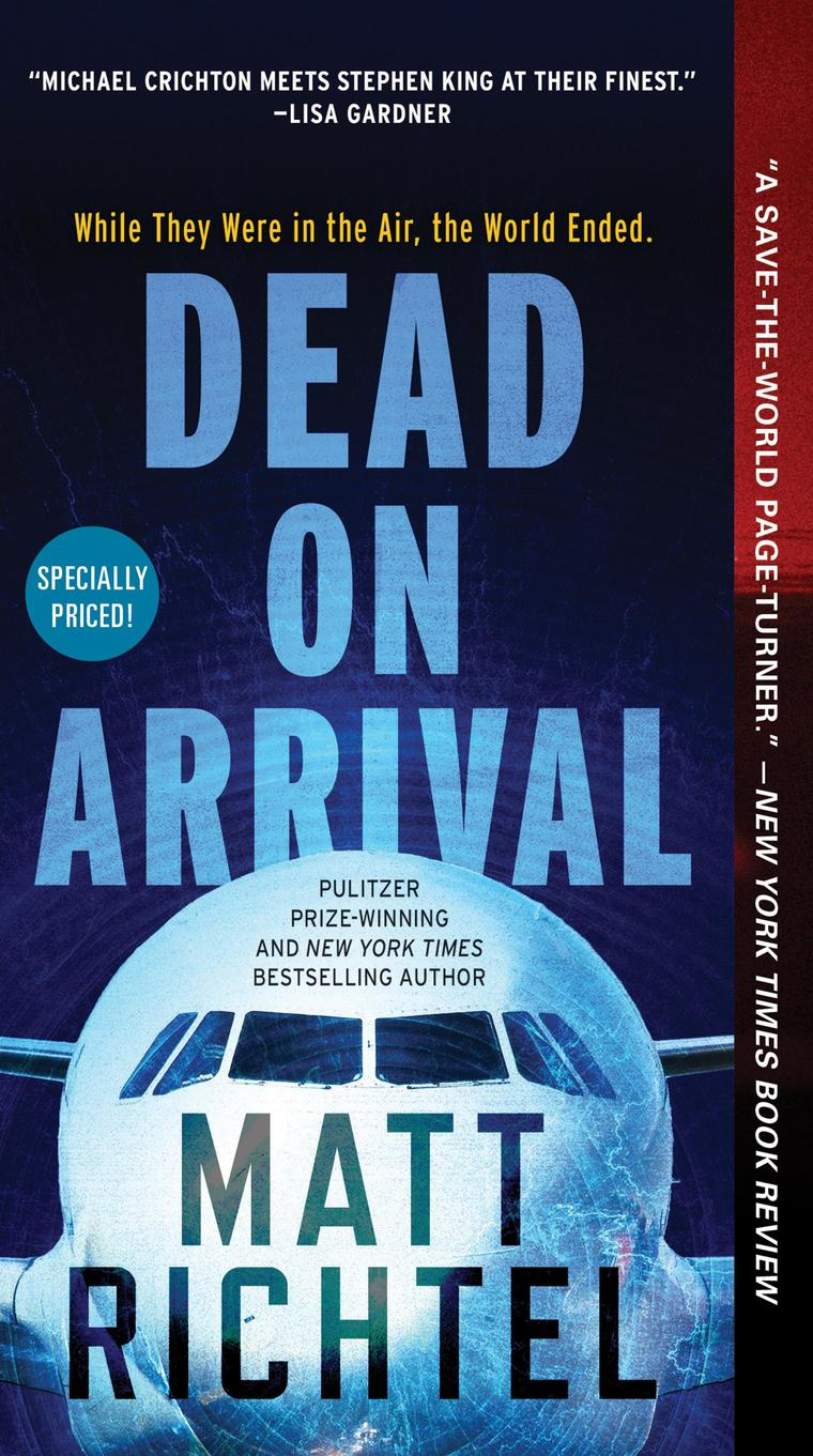 Buku Digital Dead On Arrival oleh Matt Richtel