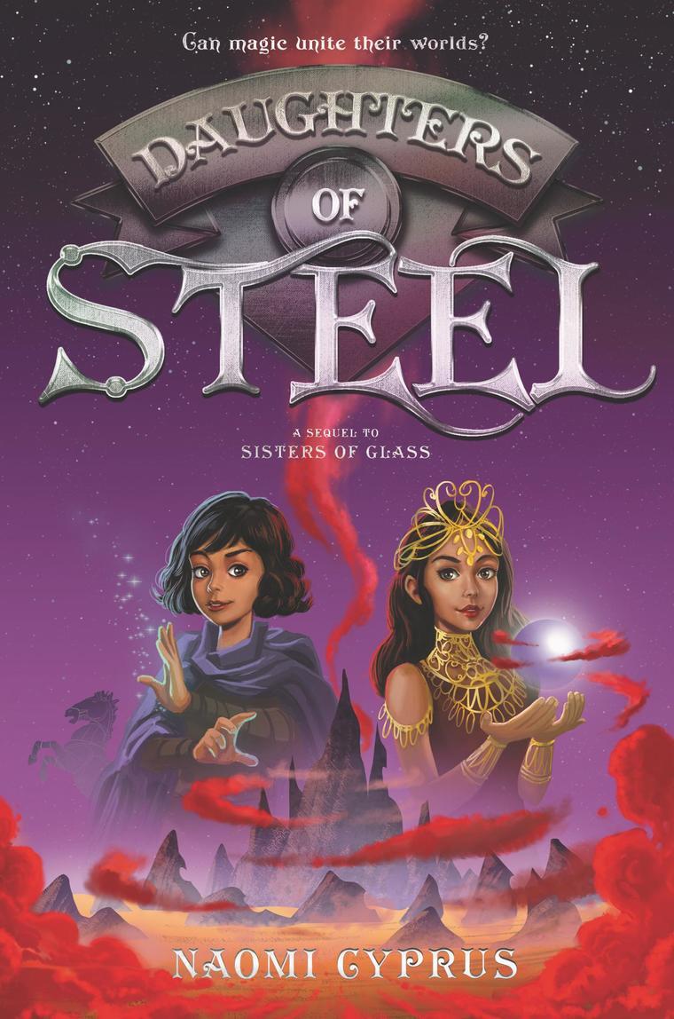 Buku Digital Daughters of Steel oleh Naomi Cyprus