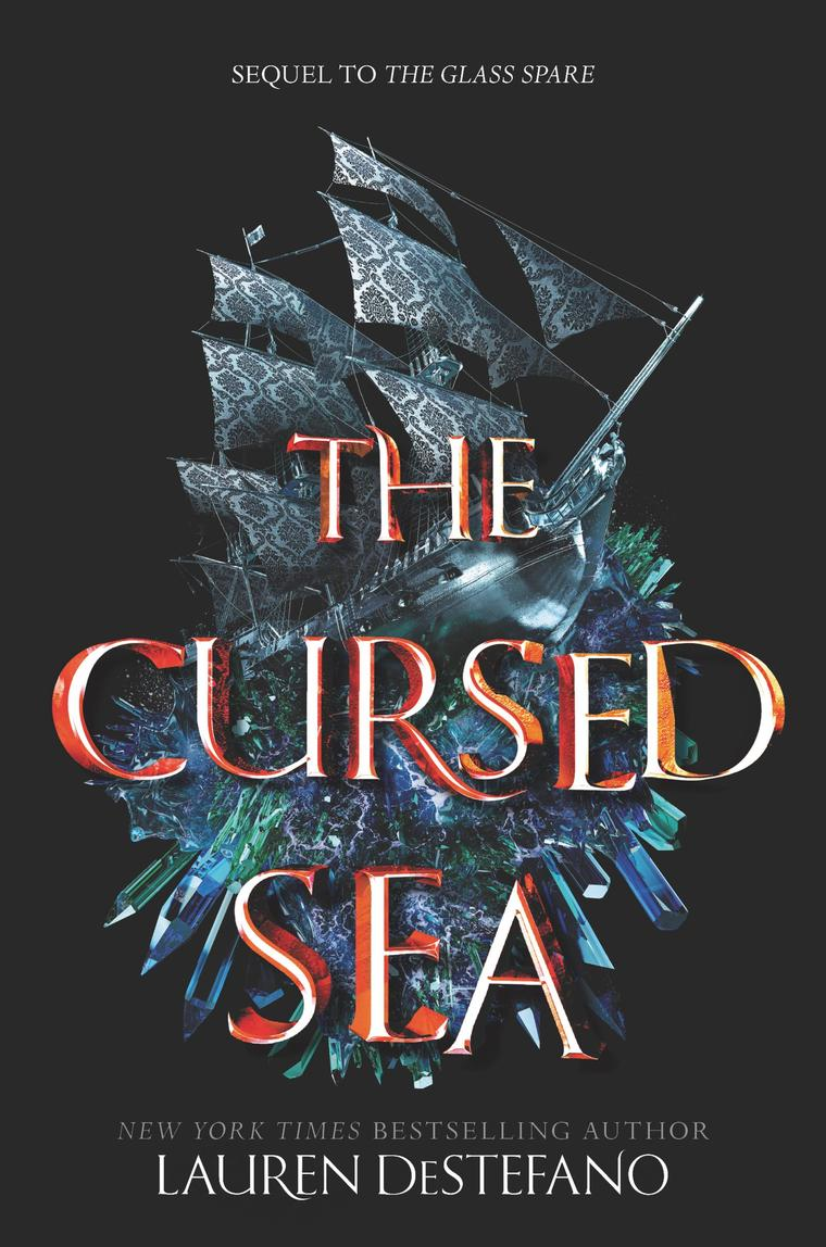 Buku Digital The Cursed Sea oleh Lauren DeStefano