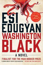 Cover Washington Black oleh Esi Edugyan