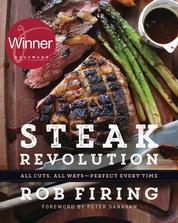 Steak Revolution by Rob Firing Cover