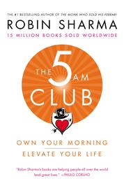 The 5 AM Club by Robin Sharma Cover