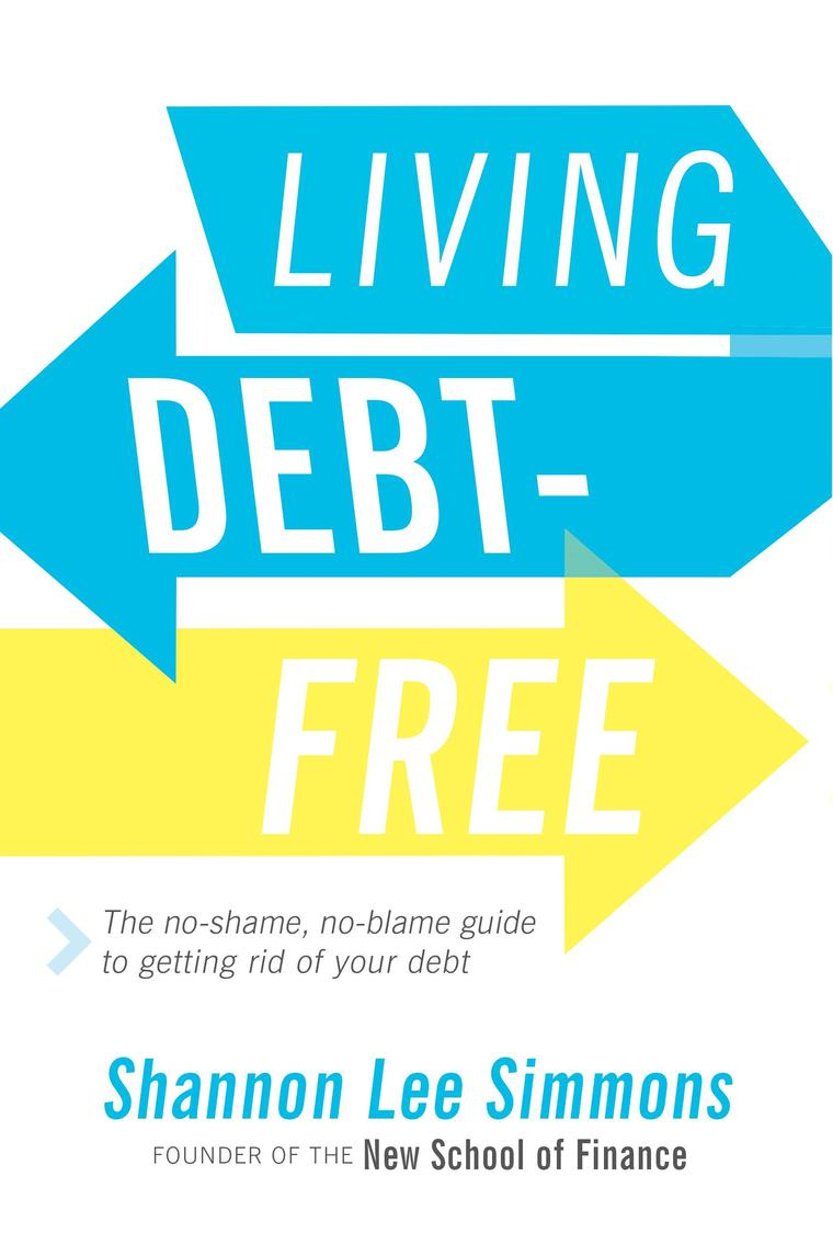Buku Digital Living Debt-Free oleh Shannon Lee Simmons