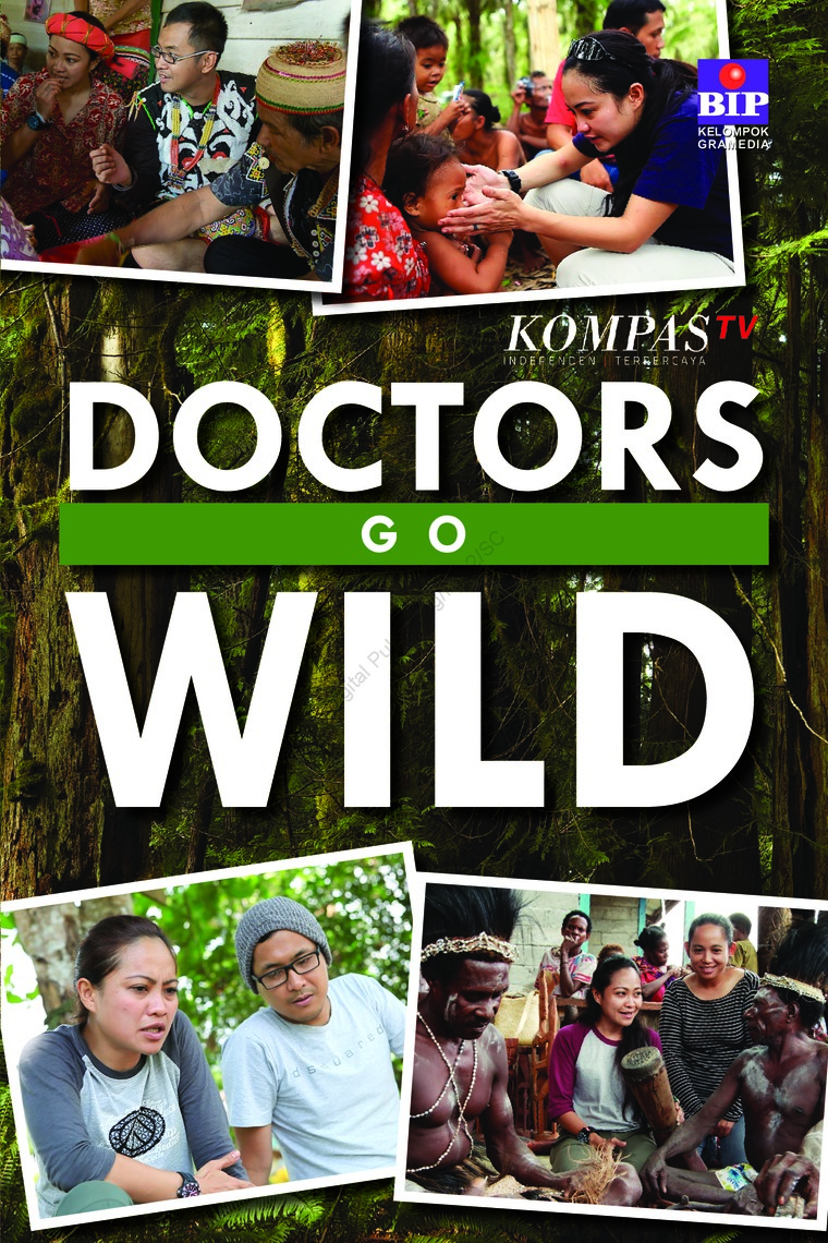 Buku Digital Doctor'S Go Wild oleh Kompas TV