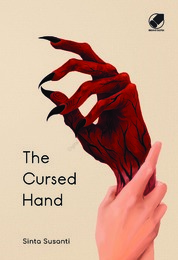 The Cursed Hand by Sinta Susanti Cover