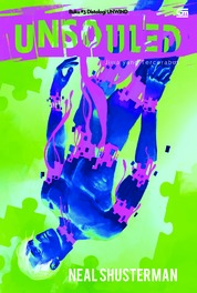 Cover Jiwa yang Tercerabut (Unsouled) oleh Neal Shusterman