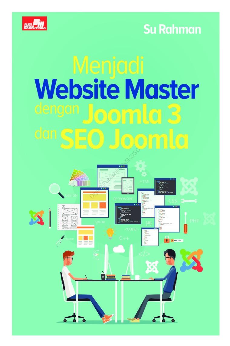 Buku Digital Menjadi Website Master dengan Joomla 3 dan SEO Joomla oleh Su Rahman