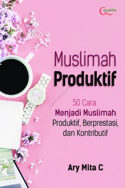 Muslimah Produktif by Ary Mita C Cover