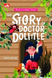 Cover The Story Of Doctor Dolittle oleh Hugh Lofting