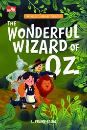 Cover The Wonderful Wizard Of OZ oleh L. Frank Baum