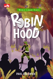Robin Hood by Paul Creswick Cover