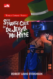 Cover The Strange Case Of Dr. Jekyll And Mr. Hyde oleh Robert Louis Stevenson
