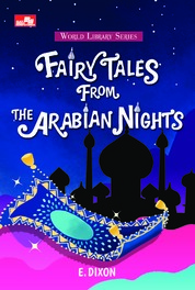Cover Fairy Tales From The Arabian Nights oleh E. Dixon