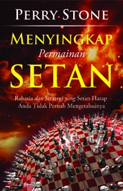 Cover Menyingkap Permainan Setan oleh Perry Stone