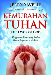Kemurahan Tuhan by Jerry Savelle Cover