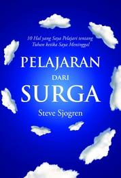 Cover Pelajaran dari Surga oleh Steve Sjogren