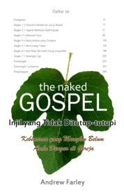 The Naked Gospel by Andrew Farley Cover