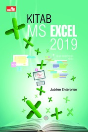 Cover Kitab MS Excel 2019 oleh Jubilee Enterprise