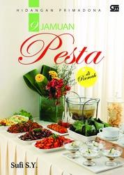 Cover Hidangan Primadona 9 Jamuan Pesta di Rumah oleh Sufi S.Yahyono