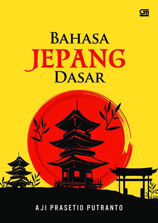Buku Digital Bahasa Jepang Dasar oleh Aji Prasetio Putranto