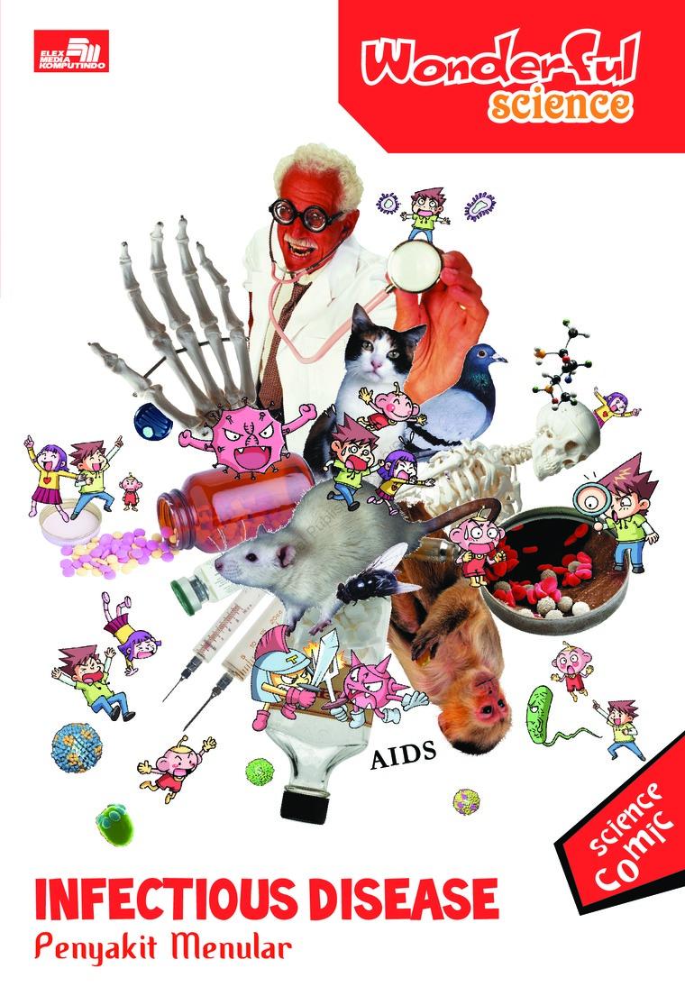 Buku Digital Wonderful Science - Infectious Disease, penyakit menular oleh Sigongsa