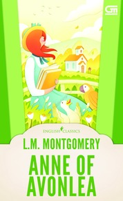 Cover English Classics: Anne of Avonlea oleh L.M. Montgomery