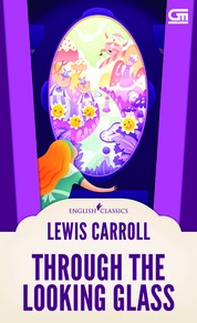 Cover English Classics: Through the Looking Glass oleh Lewis Carroll