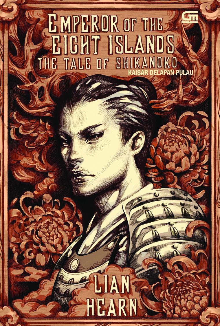 The Tale of Shikanoko#1: Kaisar Delapan Pulau (Emperor of the Eight Islands) by Lian Hearn Digital Book