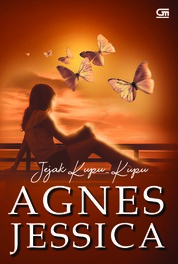 Cover Jejak Kupu-Kupu oleh Agnes Jessica
