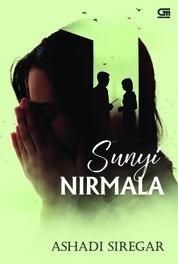 Cover Sunyi Nirmala oleh Ashadi Siregar