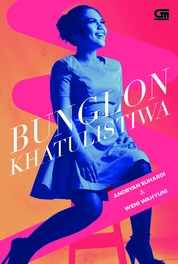 Cover Bunglon Khatulistiwa oleh Andryan Suhardi & Weni Wahyuni