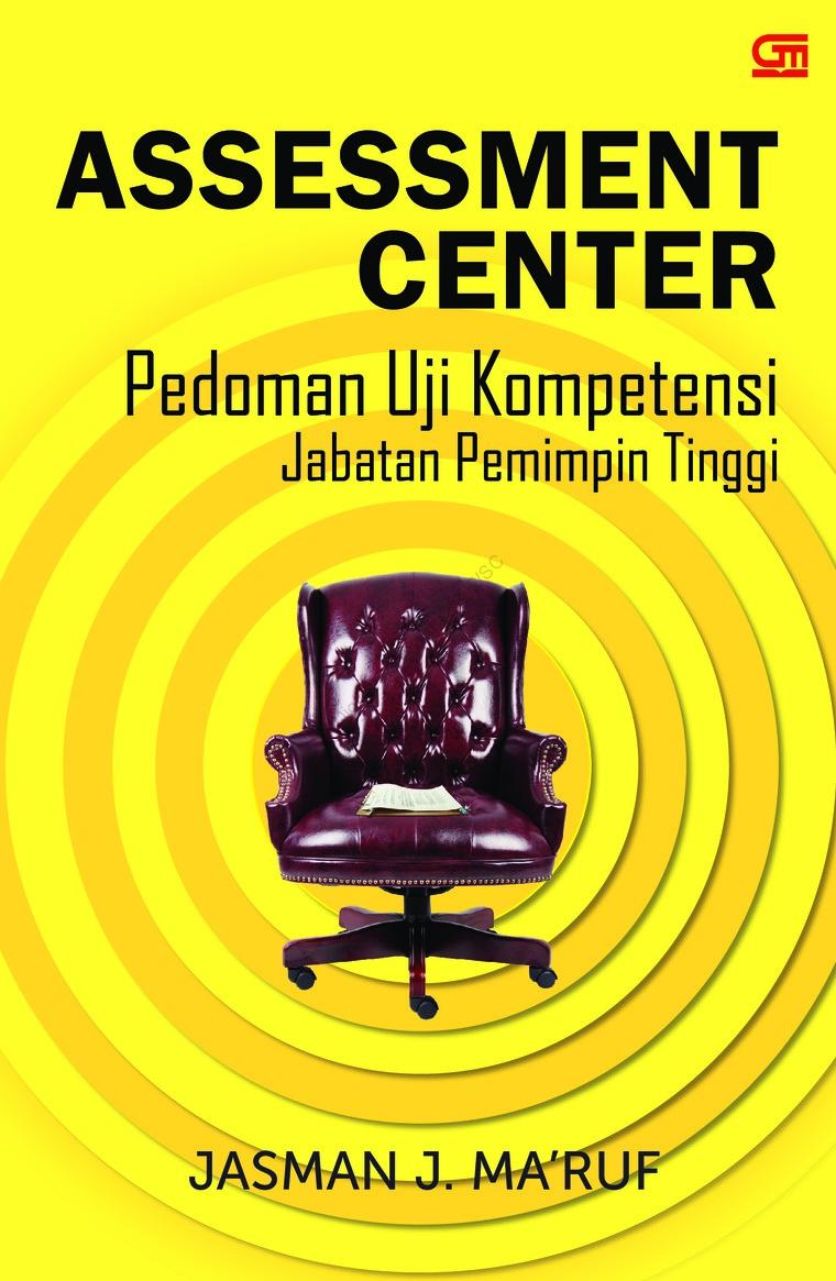Buku Digital Assessment Center oleh Jasman Ma'ruf