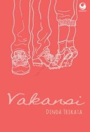 Cover VAKANSI oleh Dinda Trikata