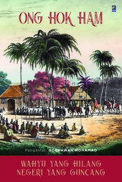 Wahyu Yang Hilang, Negeri Yang Guncang by Ong Hok Ham Cover