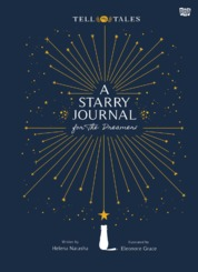 Cover A Starry Journal oleh Helena Natasha